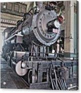 Engine 542 Embossed Acrylic Print