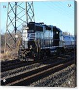 Engine 5664 Passing Bye Acrylic Print