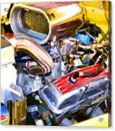 Engine Compartment 5 Acrylic Print