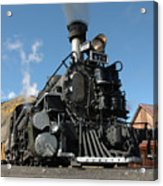Engine Number 473 Acrylic Print
