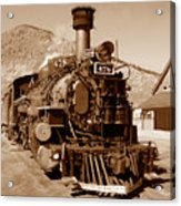 Engine Number 478 Acrylic Print
