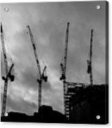Engineering In London Acrylic Print