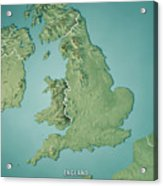 3d Map Of England.England Country 3d Render Topographic Map Border Iphone X Case