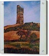 Castle Hill  Acrylic Print