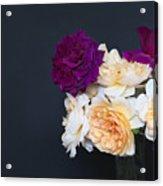 English Roses Acrylic Print
