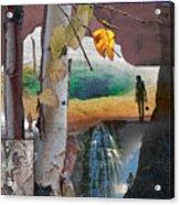Enjoy Nature Acrylic Print