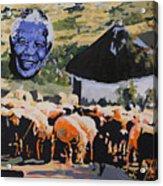 Enkosi Kakhulu Hamba Kahle Tat' Umadiba Acrylic Print