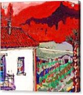 Enrico's View Acrylic Print