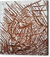 Enter - Tile Acrylic Print