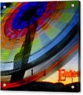 Enterprise Acrylic Print