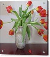 Entryway Bouquet Acrylic Print