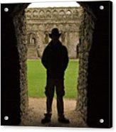Entryway Acrylic Print
