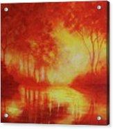 Envisioning Illumination Acrylic Print