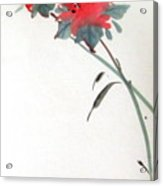 Envoy Of Spring Acrylic Print