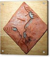 Eona - Tile Acrylic Print