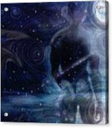 Ephemeral And Illusionary Existence Acrylic Print
