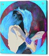 Ephemere Acrylic Print