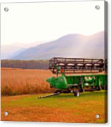 Equipment For Agriculture 2 Acrylic Print
