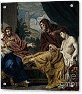 Erasistratus, Ancient Greek Physician Acrylic Print