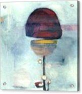 Erev Tops Jump Shot Acrylic Print