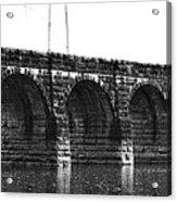Erie Canal Aqueduct  Acrylic Print