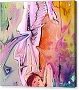 Eroscape 09 1 Acrylic Print