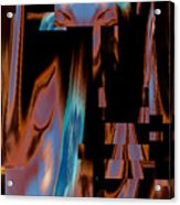 Erotic Composure - Practical Fantasy 2015 Acrylic Print by James Warren