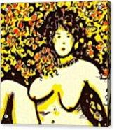 Erotic Desire Acrylic Print