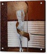 Erotic Museum Piece Acrylic Print
