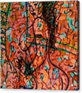 Erotic Nude 1 Acrylic Print
