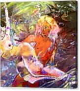 Erotype 06 1 Acrylic Print