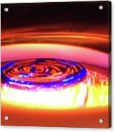 Eruption # 7 Acrylic Print