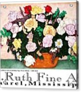 E.ruth Fine Art Poster 2 Acrylic Print