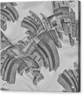 Escheresque Nyc Acrylic Print