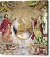 Escorial: Tapestry Acrylic Print