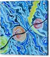 Esoteric Mind Energy Converging  Acrylic Print