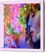 Essence Of Love Acrylic Print