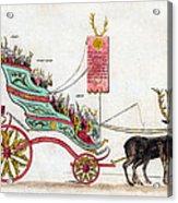 Estates General, 1789 Acrylic Print
