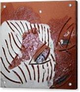 Estelle - Tile Acrylic Print
