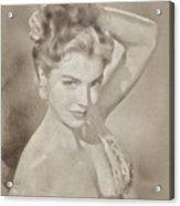 Esther Williams, Vintage Hollywood Actress Acrylic Print