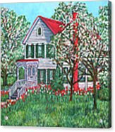 Esther's Home Acrylic Print