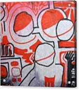 E.t. Phone Home Acrylic Print