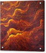 Eternal Flames Acrylic Print