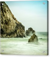 Ethereal Beach 2 Acrylic Print