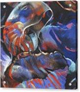 Ethereal Dance Acrylic Print