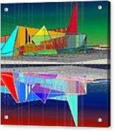 Ethereal Reflections Acrylic Print