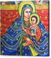 Ethiopian Angels Acrylic Print