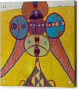 Ethiopian Ornament  Acrylic Print