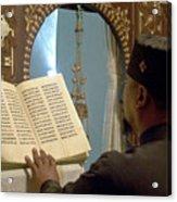 Ethiopian Priest  Acrylic Print