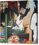 Ethiopian Traditions Acrylic Print